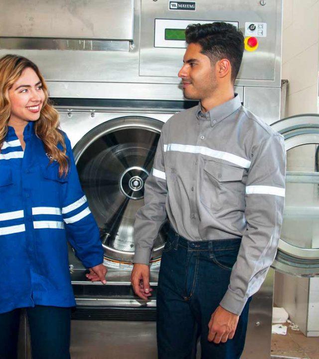Dotaciones - Camisas - Chaquetas - Pantalones -Uniformes Empresariales Monthelier